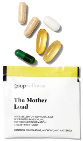 goop Wellness The Mother load goop, $90/$75 with subscription