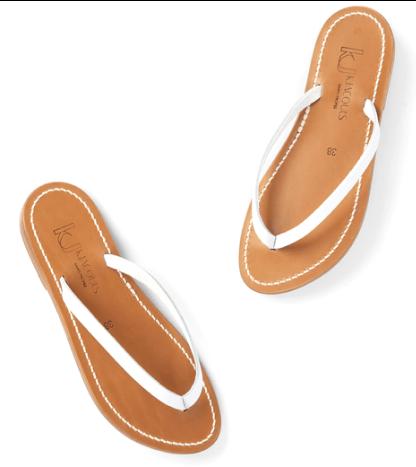 K Jacques flip-flops goop, $245