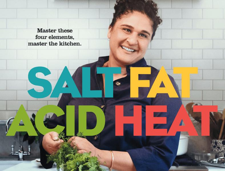 Netflix SALT FAT ACID HEAT
