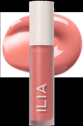 Ilia tinted lip oil goop, $26