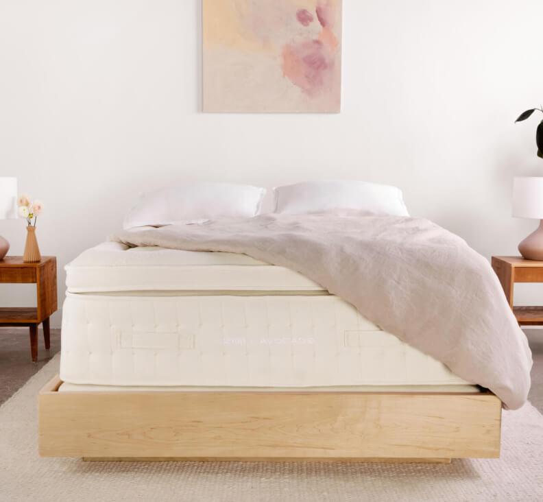 oop X Avocado Bed Avocado Green Mattress
