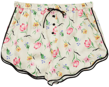 Morgan Lane SHORTS goop, $188