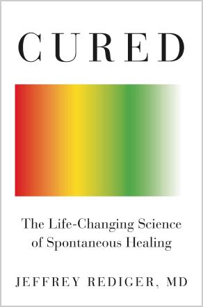 Jeffrey Rediger Cured Book