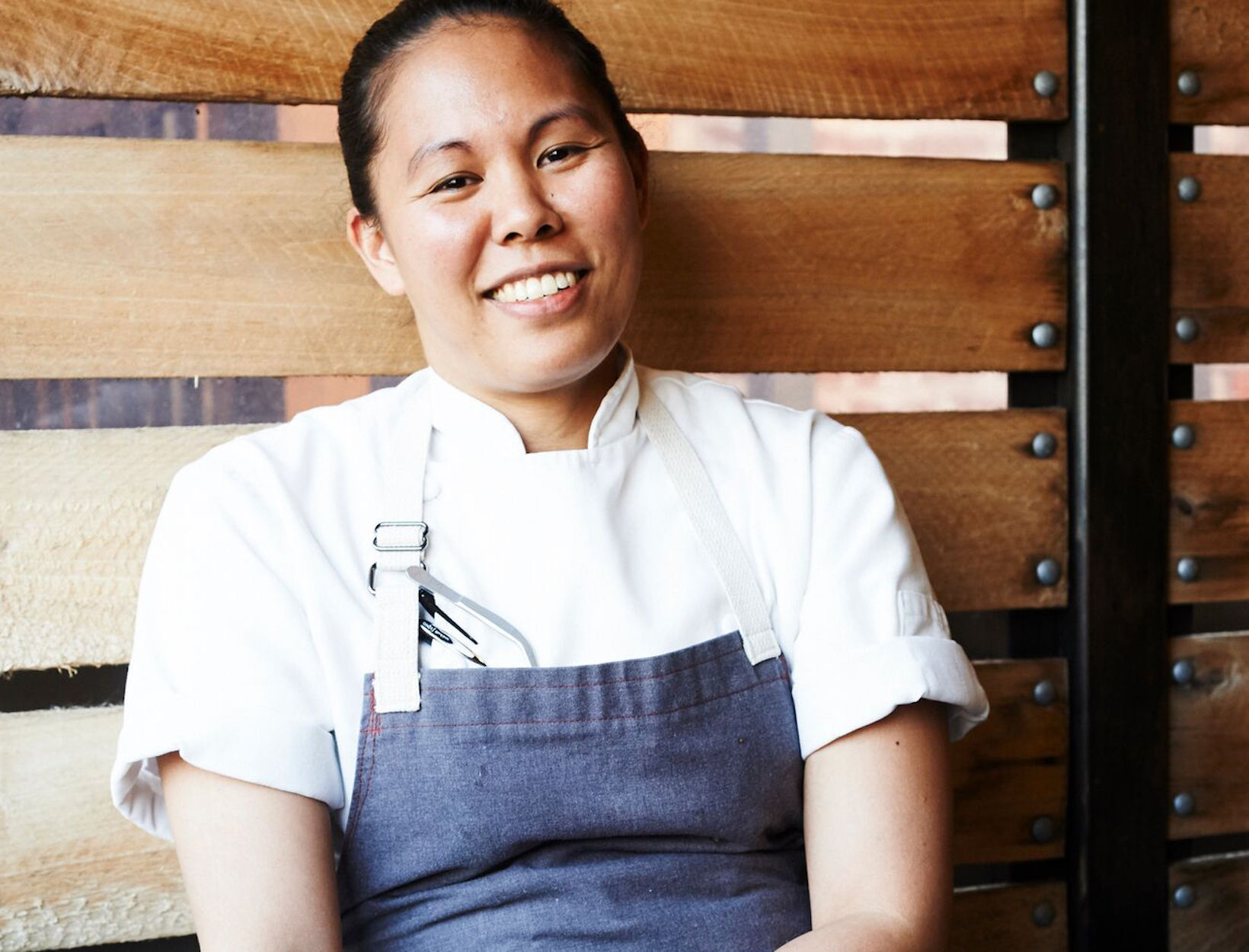 Chef Kim Floresca of goop Kitchen