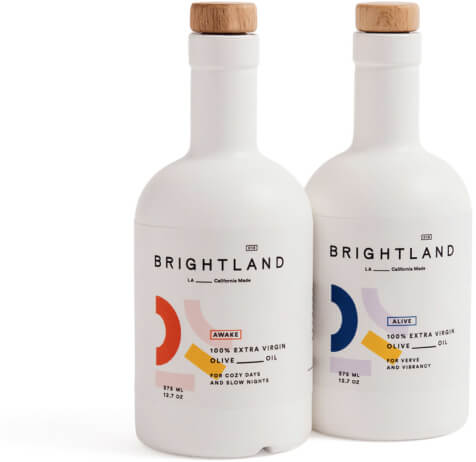 Brightland The Duo Extra Virgin Olive Oil