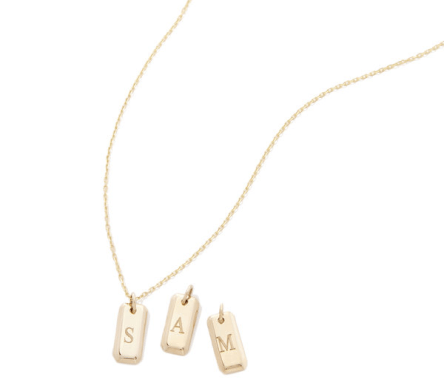 Sophie Ratner necklace - goop, $400