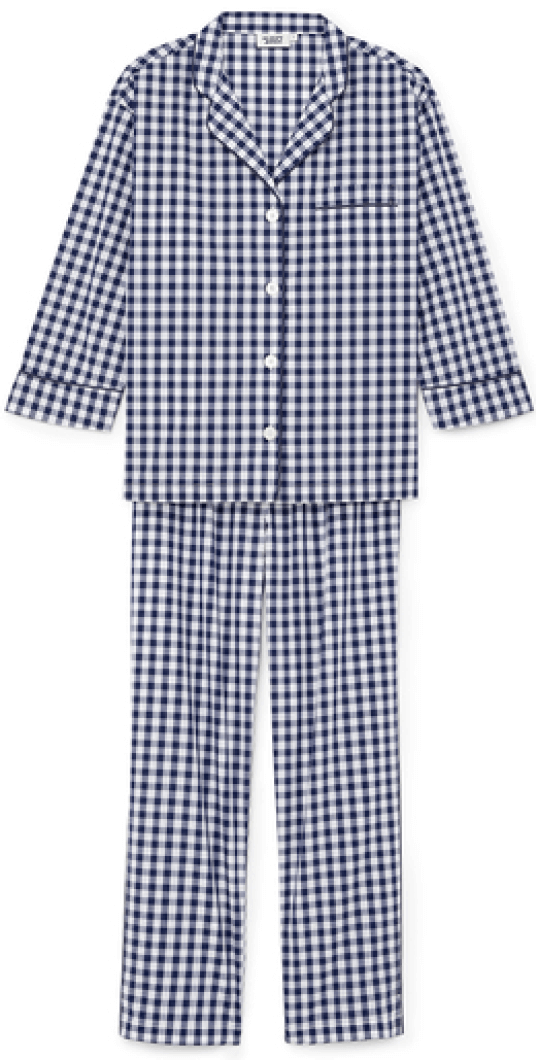Sleepy Jones set goop, $198