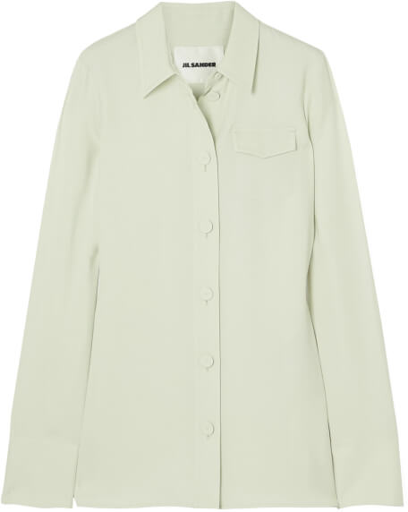 Jil Sander Button down Net-a-Porter, $1,150