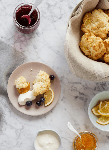 Gluten-Free Drop Biscuits 