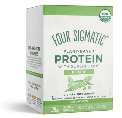 Four Sigmatic Superfood Protein Packets