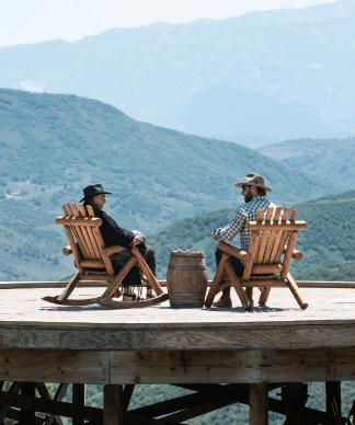 Blue Sky Resort views