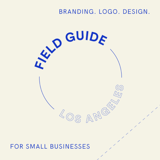 Field Guide Los Angeles Brand Identity and Design Services