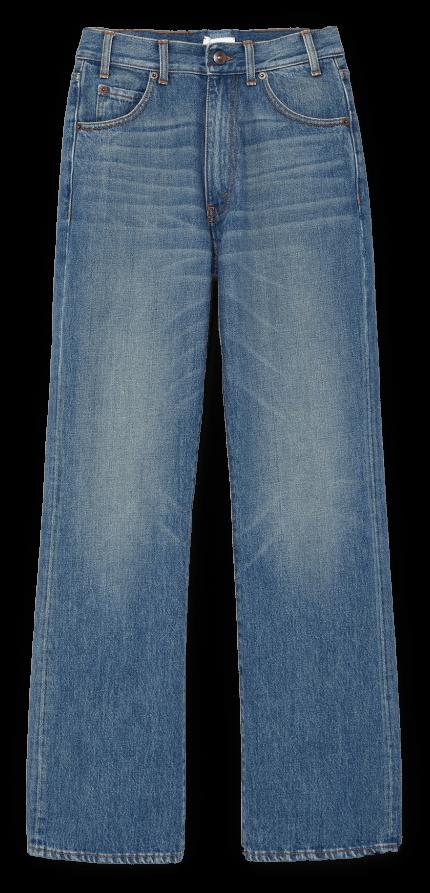 G. LABEL MAVERICK STRAIGHT LEG JEAN, goop, $295