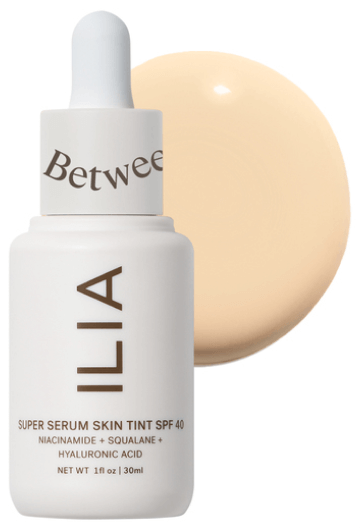 ILIA Super Serum Skin Tint SPF 40 Foundation, goop, $48
