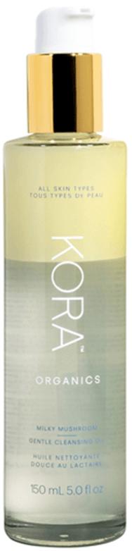 KORA Organics Milky Mushroom Oil Cleanser, goop, $48