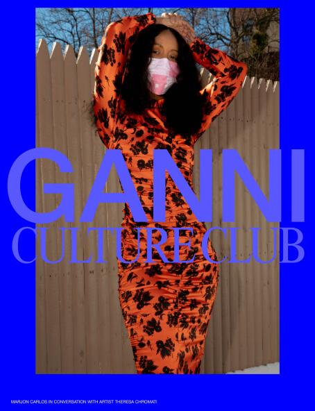 GANNI Talks CULTURE