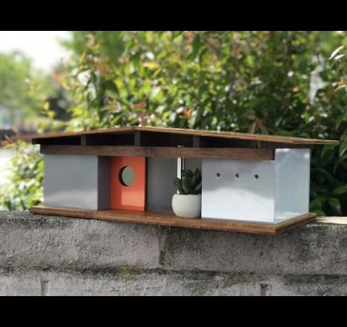 Sourgrassbuilt Fairhaven House Birdhouse