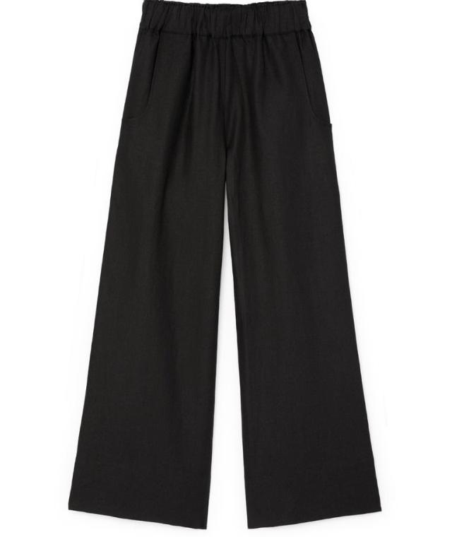 Shiv Linen Pants, $495