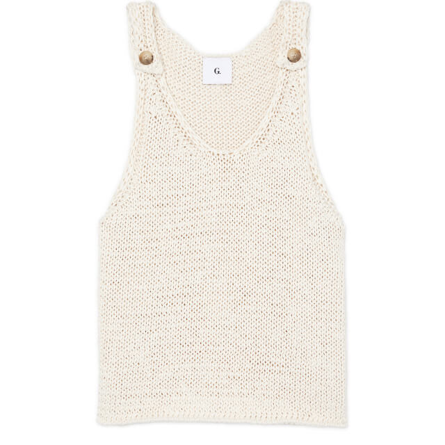 CARRIE CHUNKY-KNIT TOP G. Label, $225