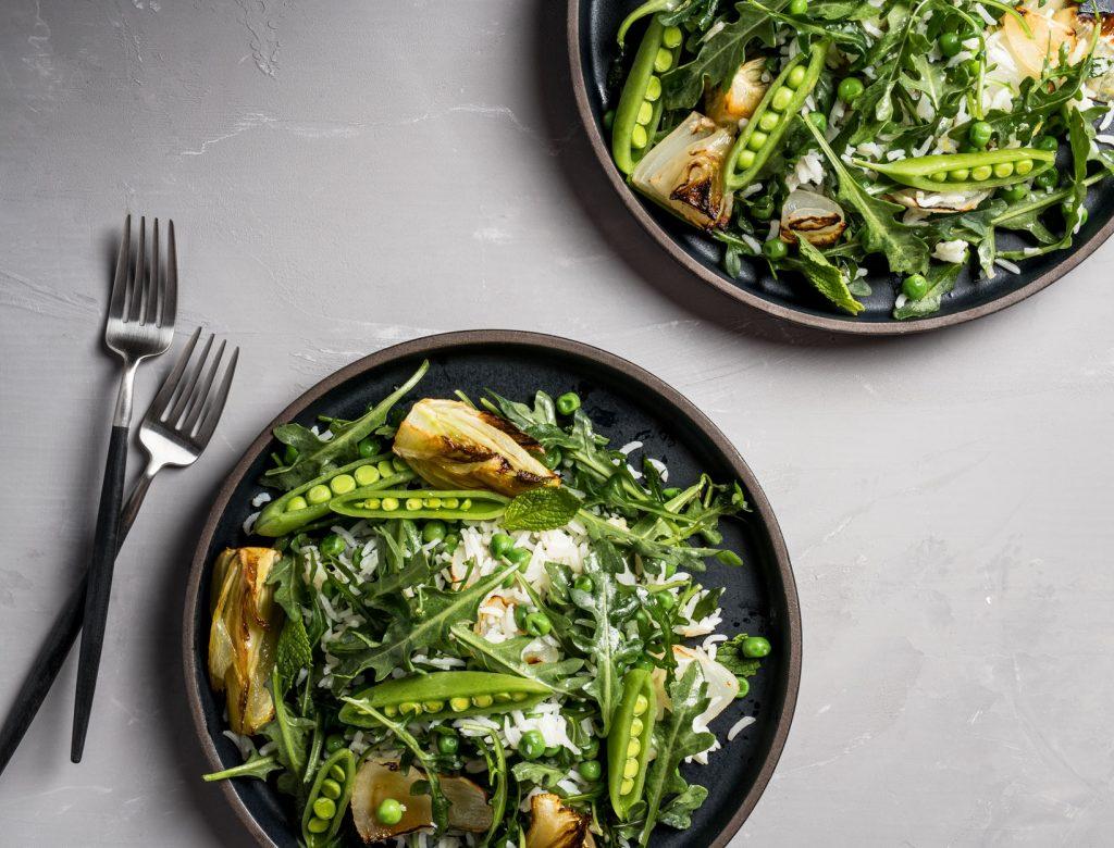 Risi e Bisi Salad