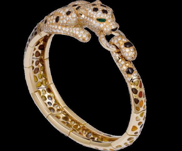 Panthère Bracelet Cartier, price upon request
