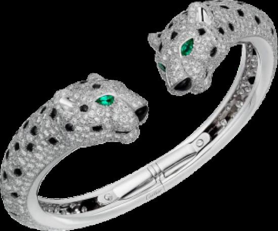Panthère Bracelet Cartier, $372,000