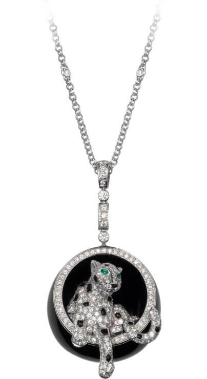 Panthère Necklace Cartier, $106,000