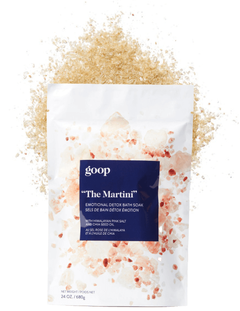 "goop Beauty ""The Martini""  Detox Bath Soak"