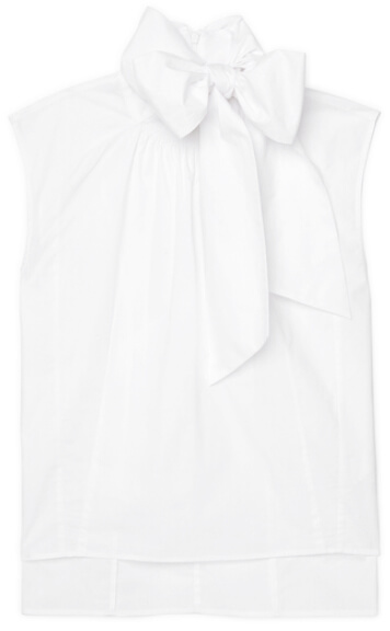 G. Label TAMMIE BOW TOP