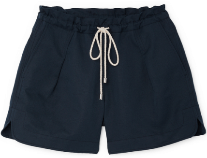 G. Label Dale Drawstring-Waist Shorts