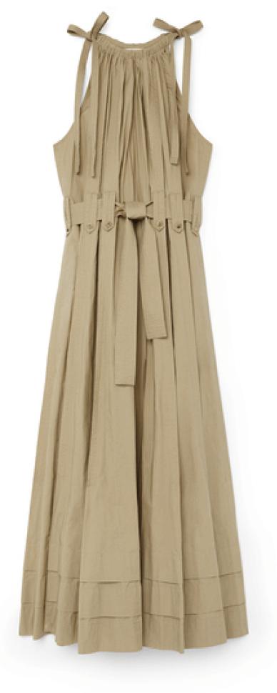 ULLA JOHNSON DRESS, goop, $ 395