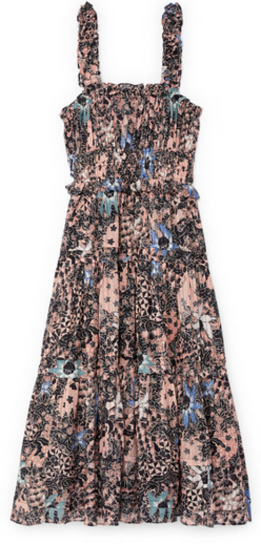 Ulla Johnson dress goop, $395