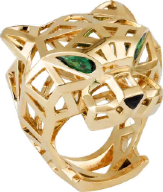 Panthère Ring Cartier, $20,800