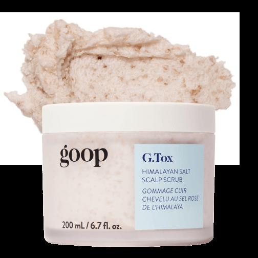 goop Beauty G.Tox Himalayan Salt Shampoo