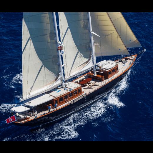 Satori Luxury Yacht trip in croatia