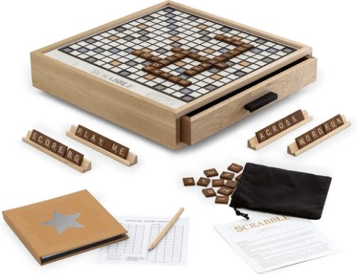 WS Game Company Scrabble