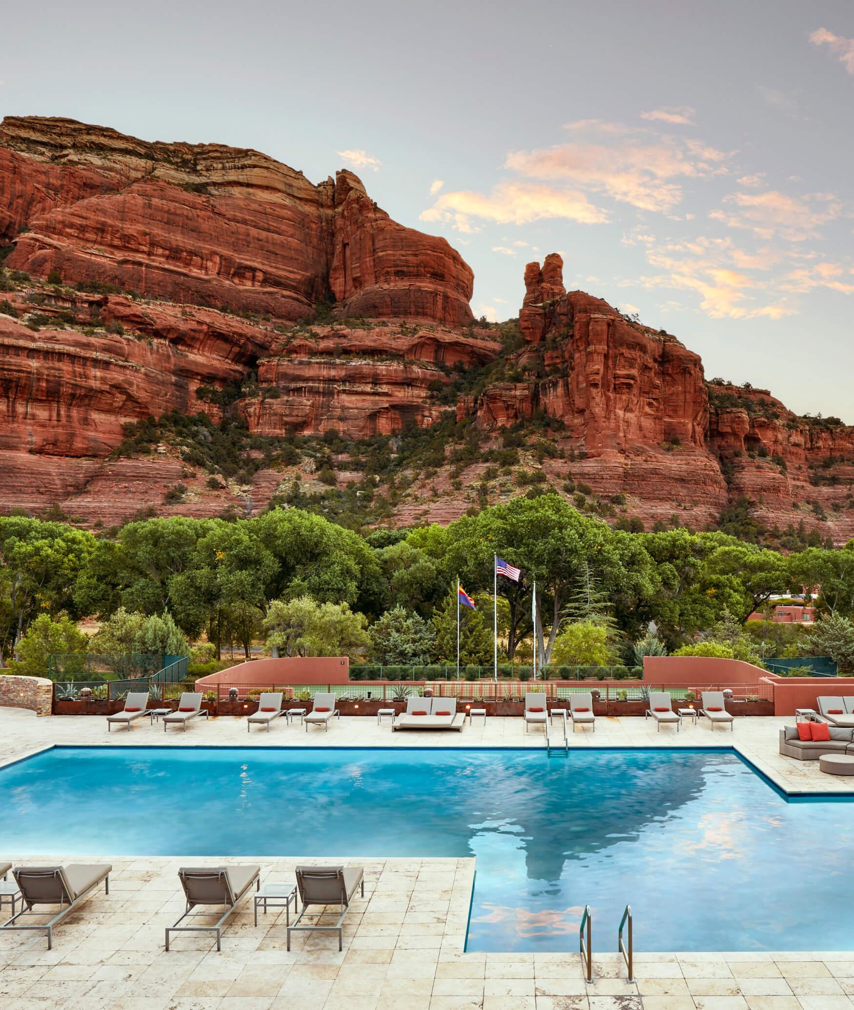 Enchantment Resort Pool