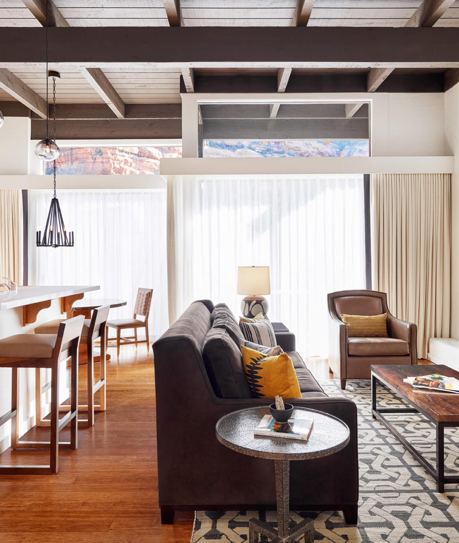 Enchantment Resort Interior