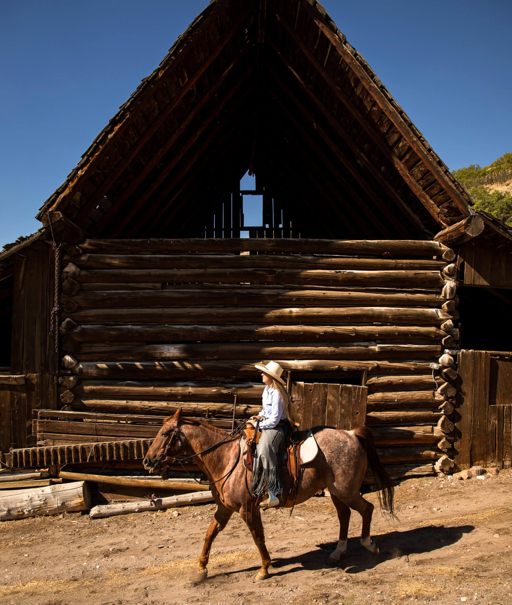 Blue Sky Resort Barn