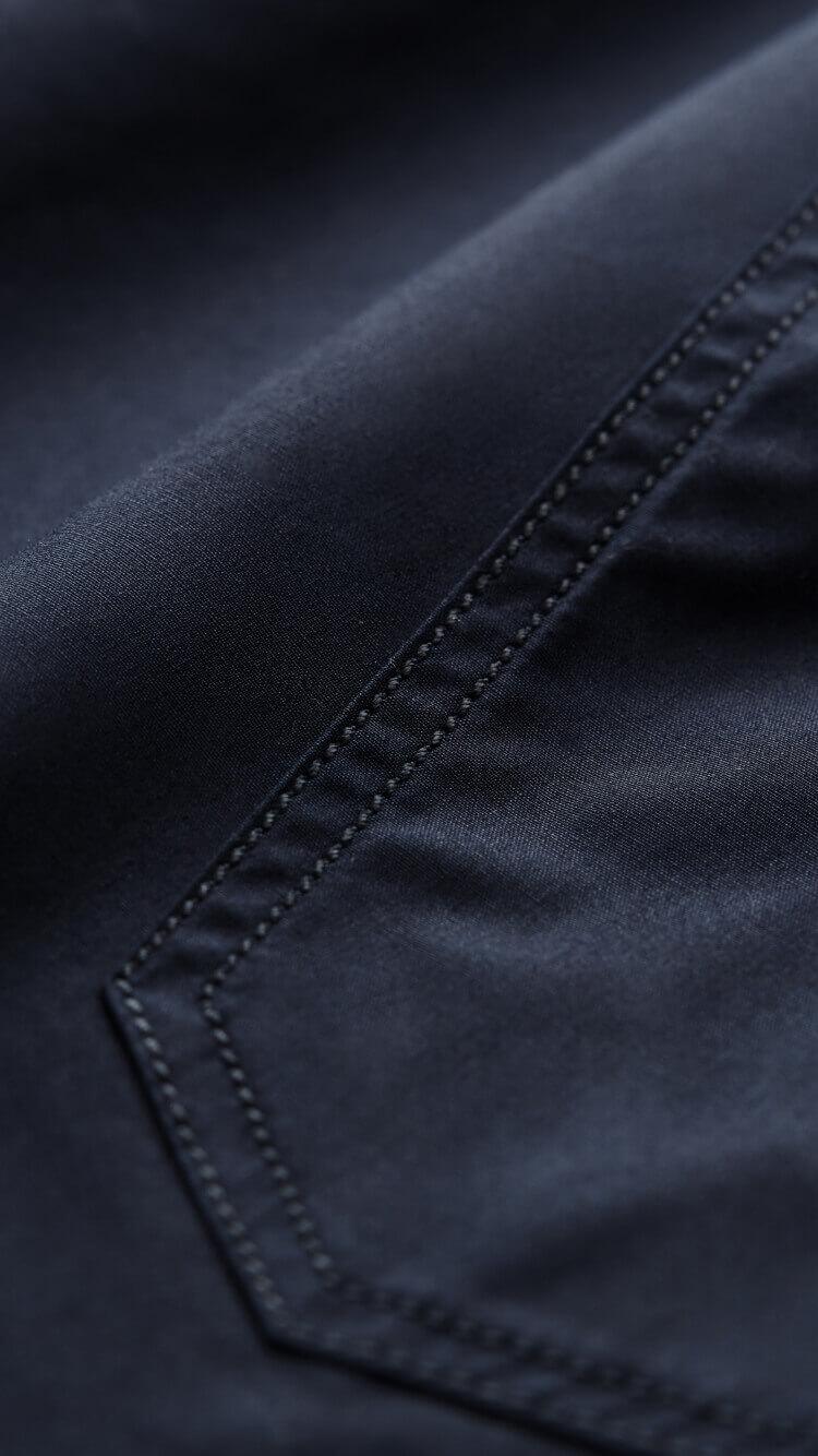 skirt fabric detail