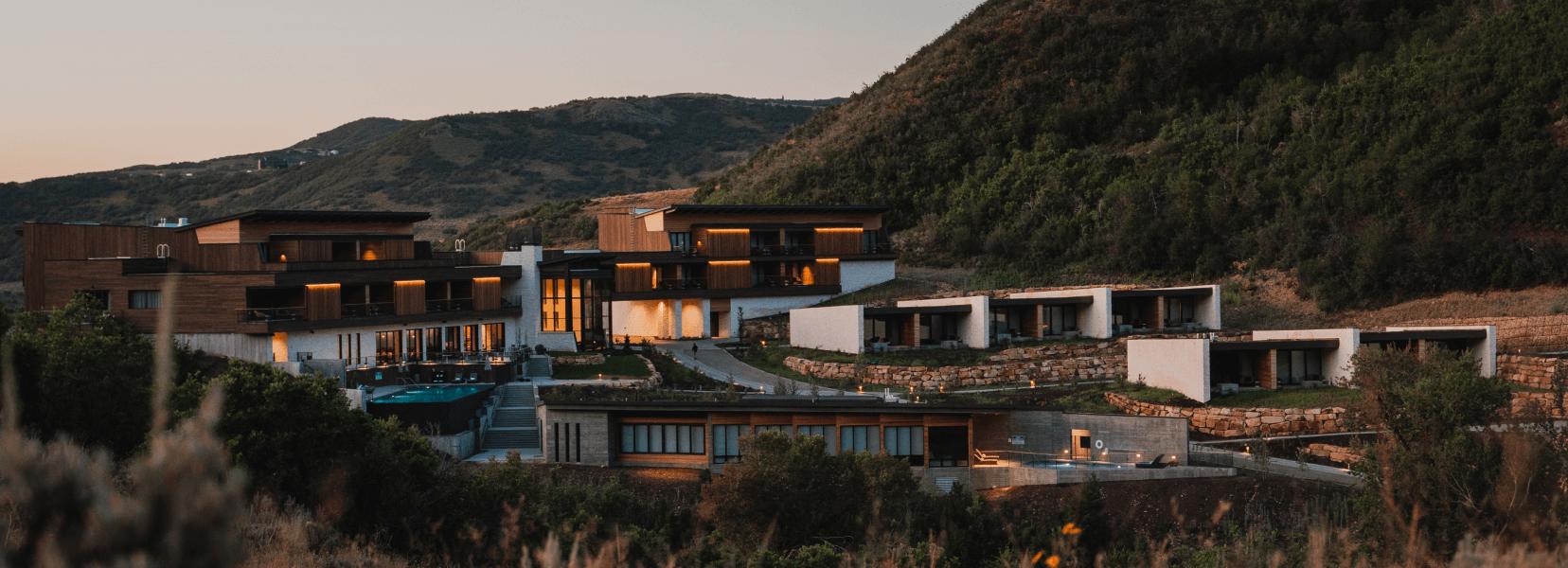 The Lodge At Blue Sky Resort Hero