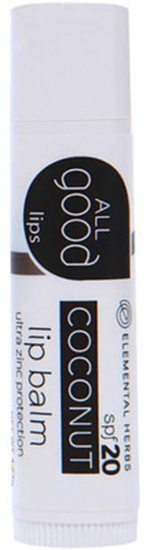 All Good Lip Balm Coconut SPF 20