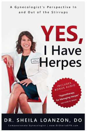 Sheila Loanzon, DO YES, I HAVE HERPES