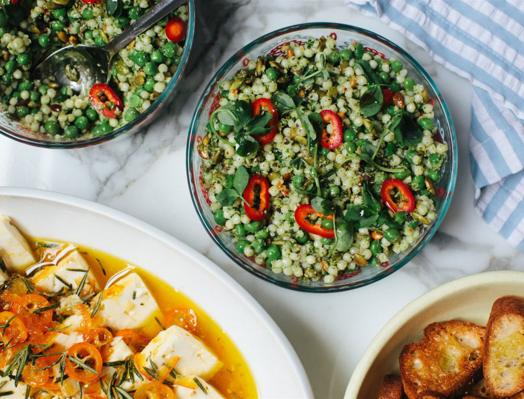 Couscous and Clover