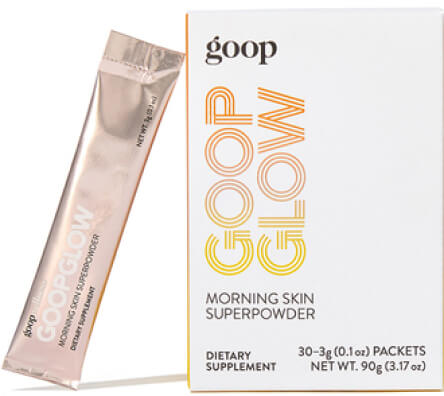goop Beauty GOOPGLOW Morning Skin Superpowder goop, $60/$55 with subscription