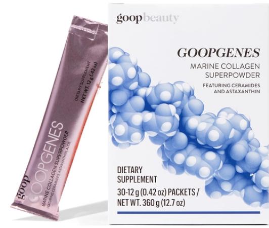 goop Beauty GOOPGENES MARINE COLLAGEN SUPERPOWDER