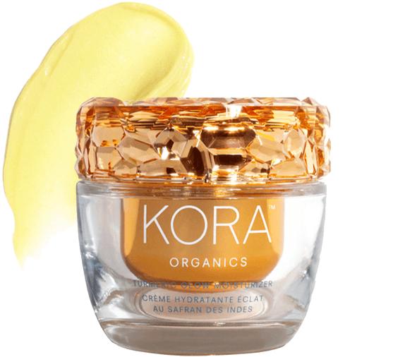 KORA Organics Turmeric Glow Moisturizer, goop, $58