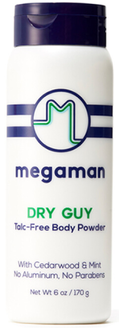 Megaman Dry Guy