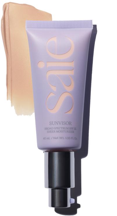 Saie Beauty Sunvisor