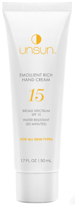 Unsun Mineral Hand Cream SPF 15